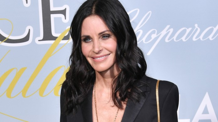 Courteney Cox at Hollywood for Science