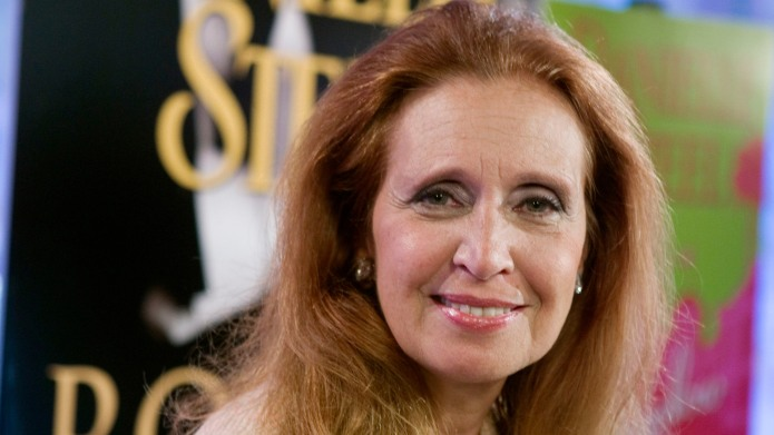 Danielle Steel in NYC