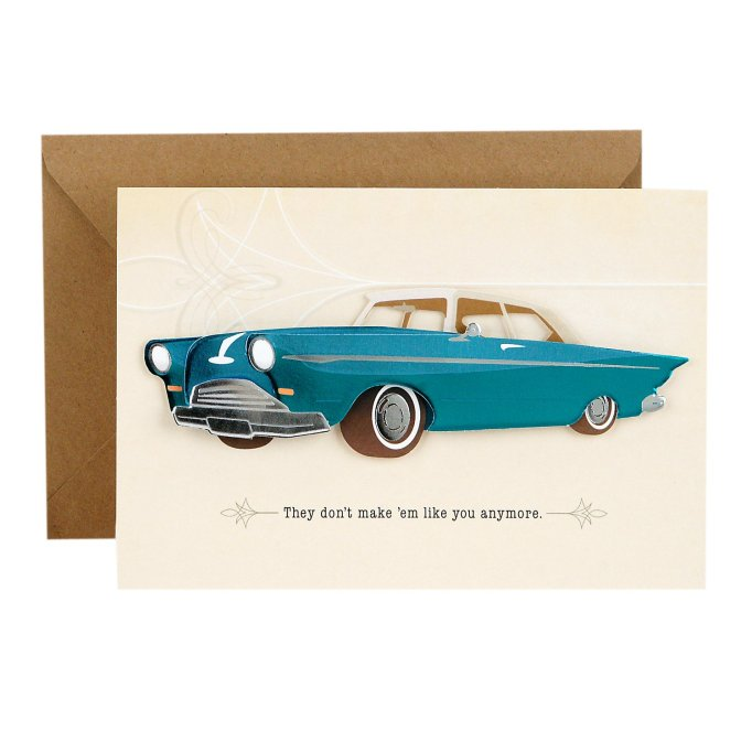 Father's Day Gifts from Amazon: Hallmark Father's Day Card