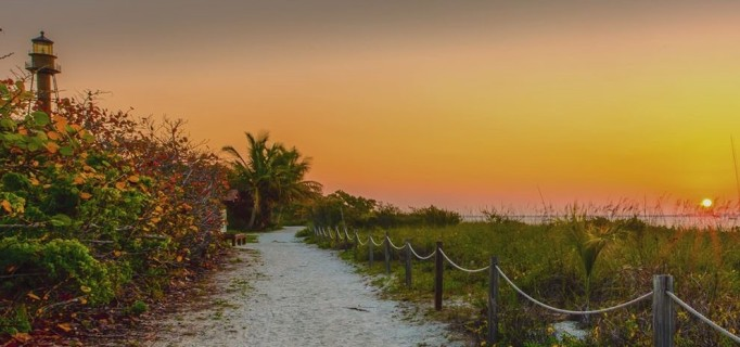 Beaches of Sanibel and Captiva Islands