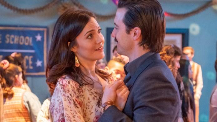 jack and rebecca at school dance