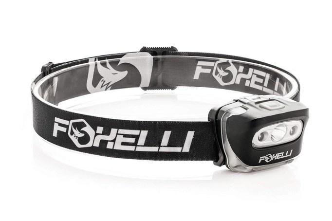 Foxelli Headlamp Flashlight.
