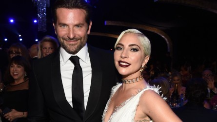 Cooper and Gaga at 25th Annual