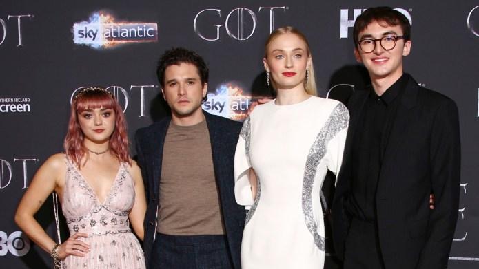 'GoT' cast.