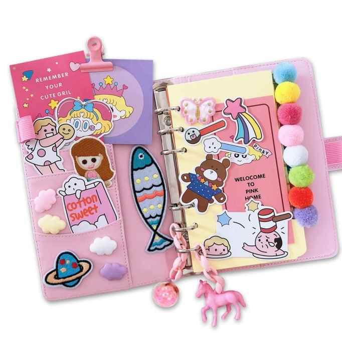A Cute Homework Diary