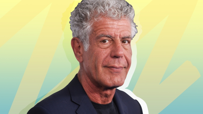Inspiring Anthony Bourdain Quotes to Live