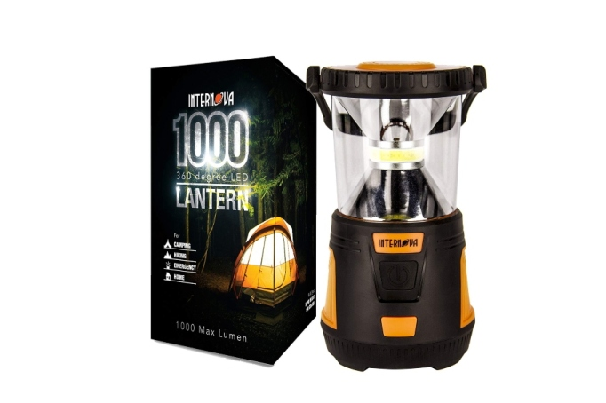 Internova 1000 LED Lantern.