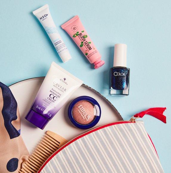Ipsy beauty item subscription