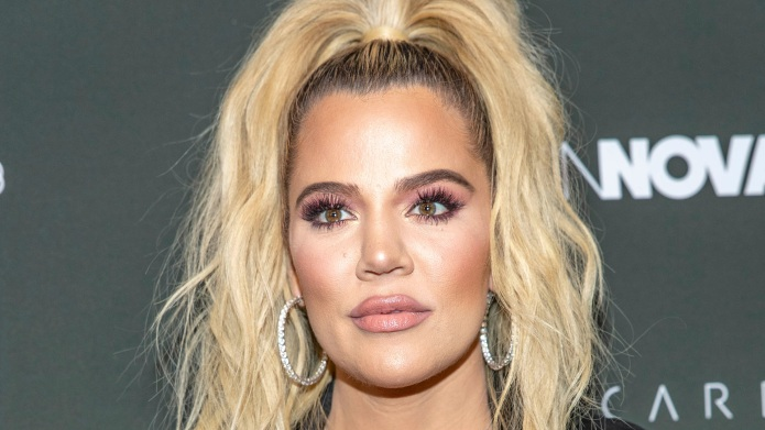 Khloe Kardashian attends Fashion Nova X