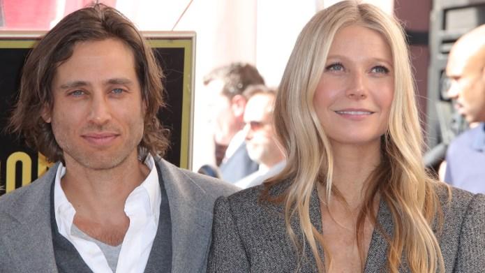 Gwyneth Paltrow & Husband Brad Falchuk Don't Live Together
