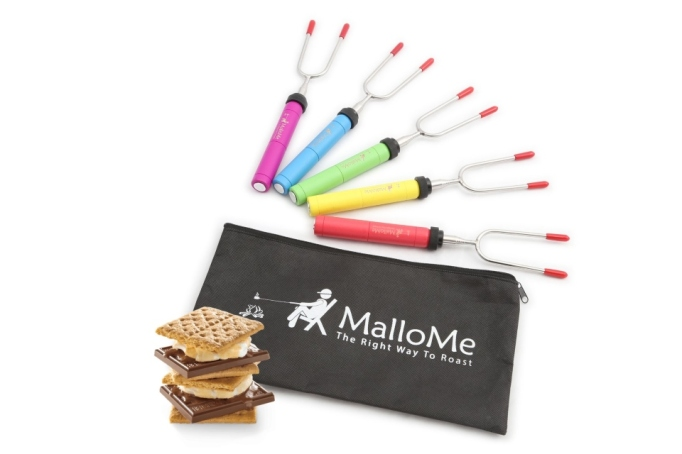 MalloMe Marshmallow Roasting Sticks.