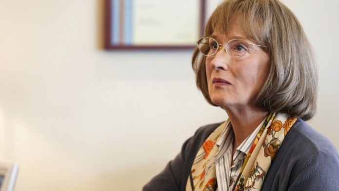 Meryl Streep as Mary Louise on