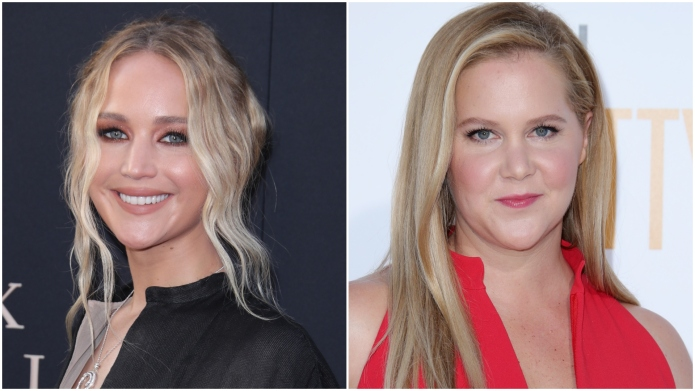 Jennifer Lawrence; Amy Schumer.