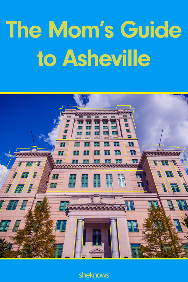 Asheville NC Travel With Kids