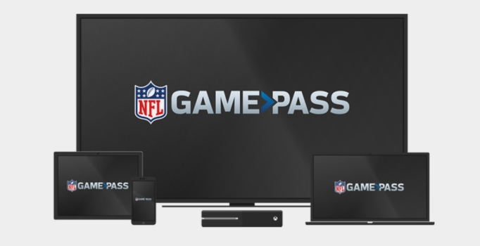 A Subscription to NFL Game Pass
