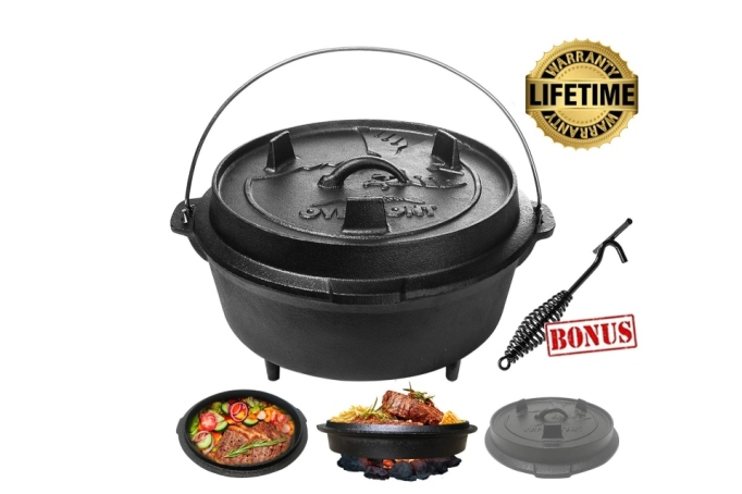 Overmont All-Round Dutch Oven.