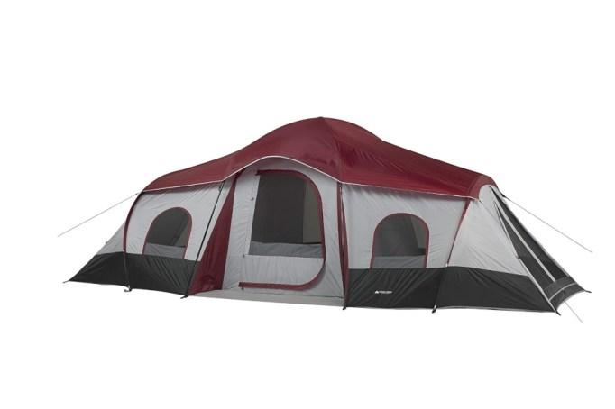 Ozark Trail Family Cabin Tent.