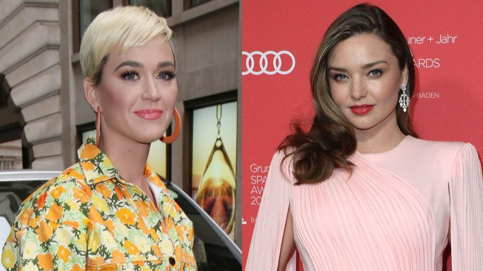 Katy Perry Just Ran into Orlando Bloom's Ex, Miranda Kerr, at an Event
