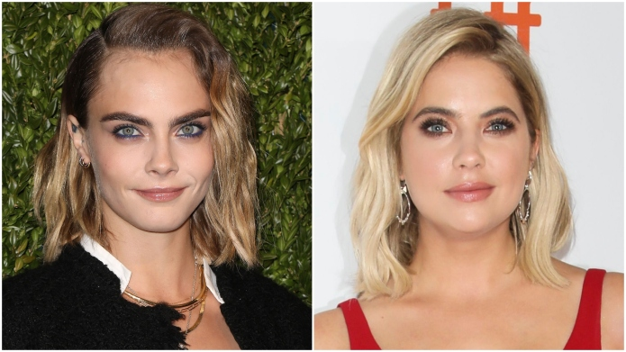 Cara Delevingne; Ashley Benson.