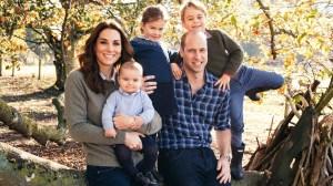 Prince William kate middleton prince george princess charlotte prince louis