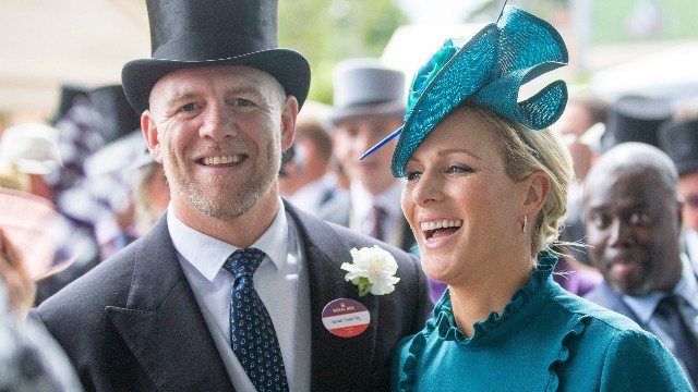 The Tindalls at Royal Ascot, Ladies Day, UK - 20 Jun 2019