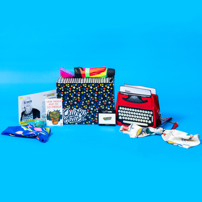 Quirky Crate subscription box