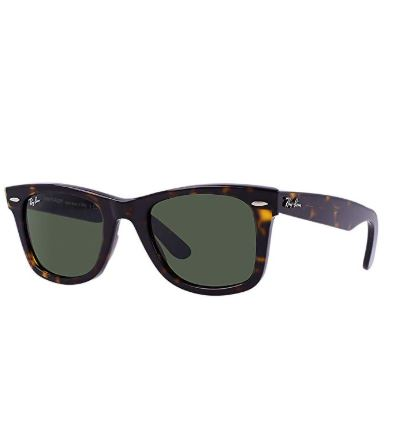 Father's Day Gifts from Amazon: Ray Ban Wayfarer Sunglasses