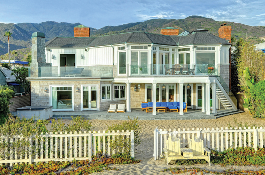Reese Witherspoon Malibu Beach House