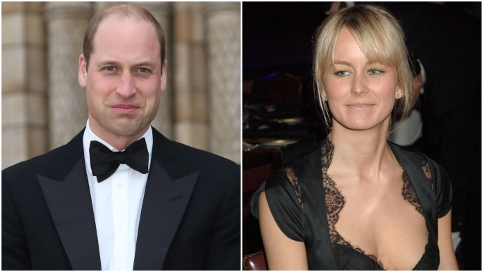 Prince William; Emma Parker Bowles.