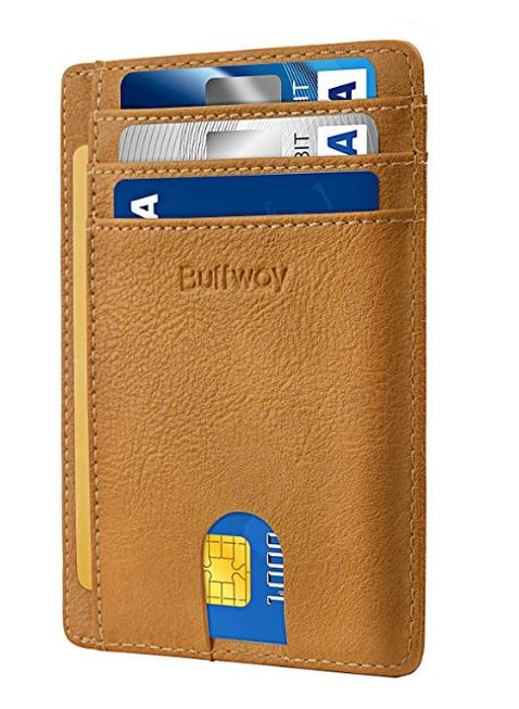 Father's Day Gifts from Amazon: Slim Minimalist Wallet