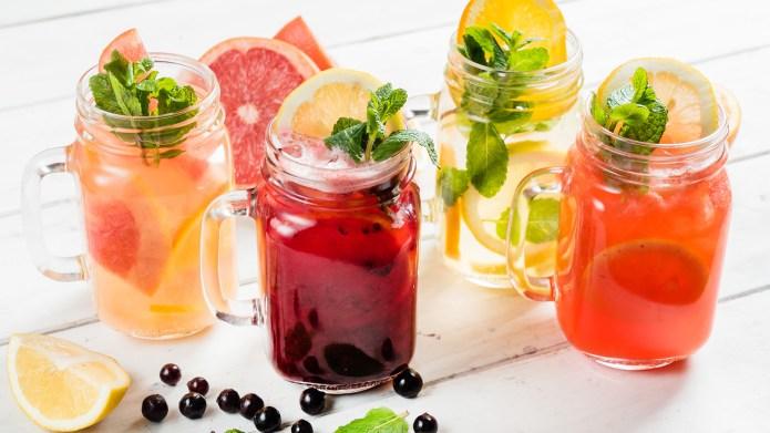 summer drinks; Shutterstock ID 580903666; Purchase
