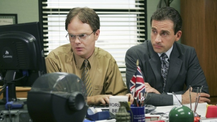 Scene from 'The Office.'