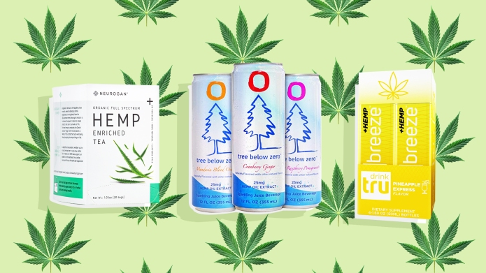 We Tried 4 CBD-Infused Beverages &
