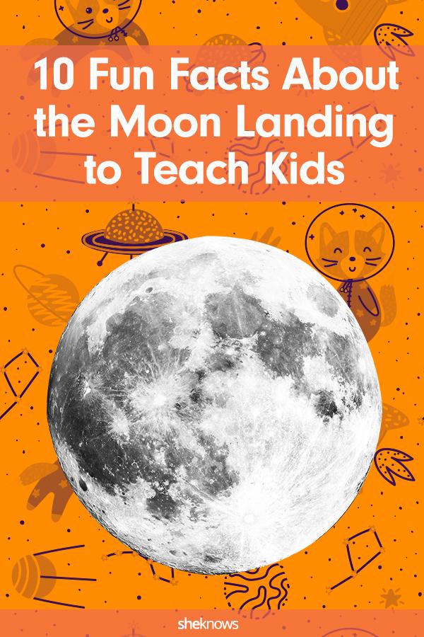 Moon Landing Facts