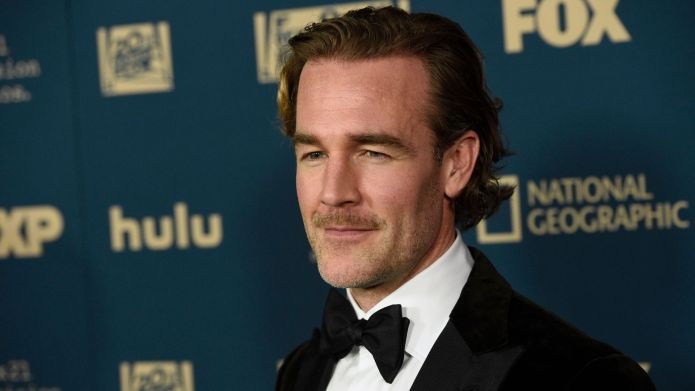 James Van Der Beek 76th Annual