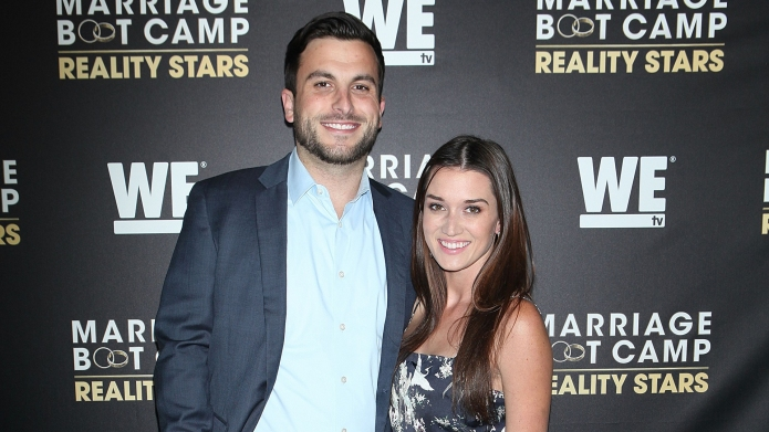 Tanner Tolbert, Jade Roper'Marriage Boot Camp'
