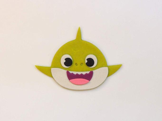 'Baby Shark' cookie cutter
