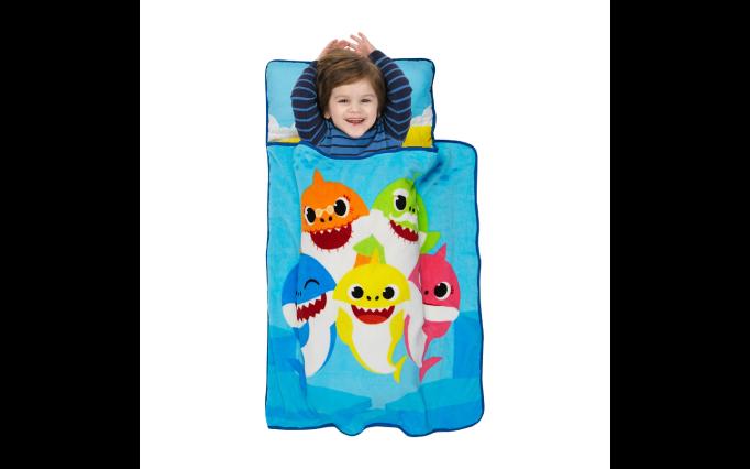 'Baby Shark' nap mat