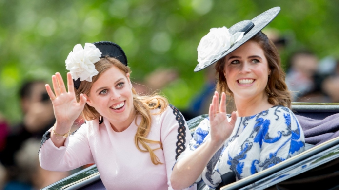 Princess Eugenie Reveals Princess Beatrice Nickname