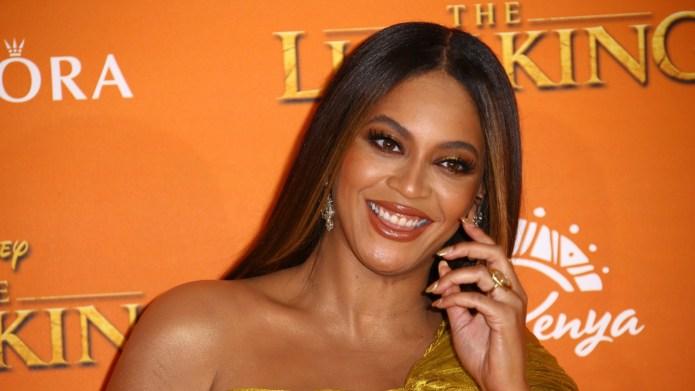 Beyoncé Shares Rare New Photos of