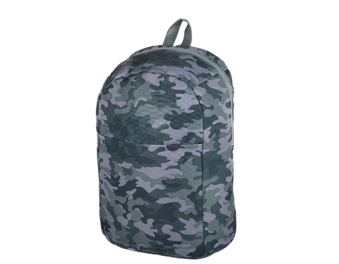 Stylish Back to School Clothes: Camo Backpack
