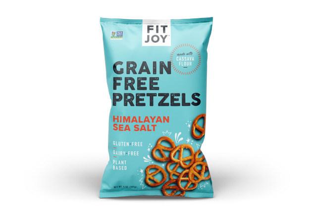 FitJoy New Grain Free Pretzels
