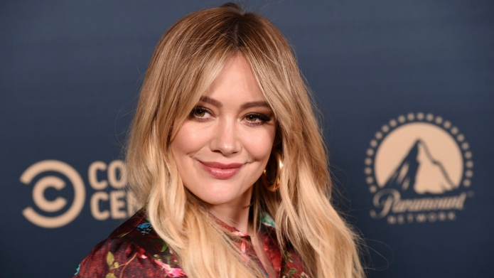Hilary Duff Mom-Shamed for Piercing 7-Month-Old