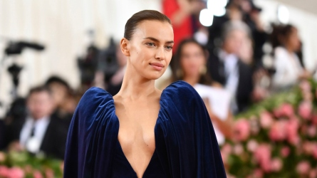 Irina Shayk Shows PDA with New
