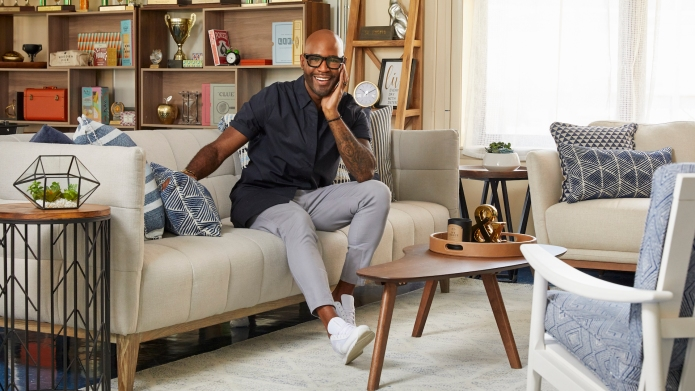Karamo Brown HomeGoods