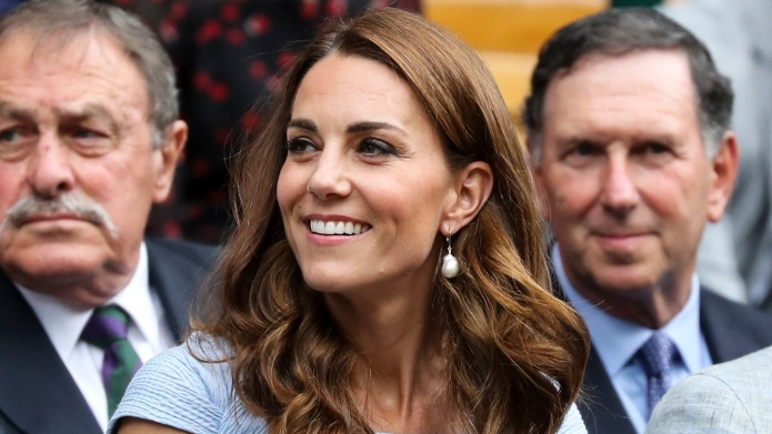 Kate Middleton Wimbledon 2019