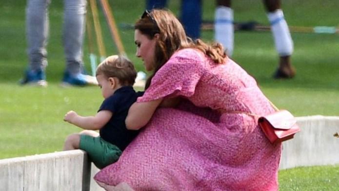Meghan Markle & Kate Middleton's Sons