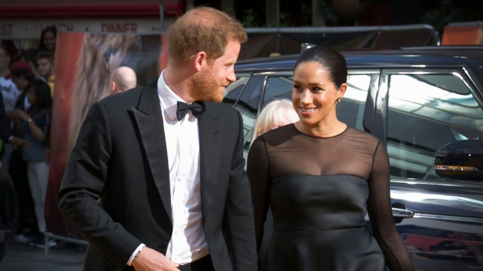Meghan Markle Jokes About Acting Career
