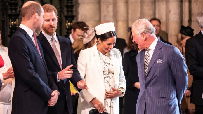 Prince Charles Nicknames Meghan Markle 'Tungsten'