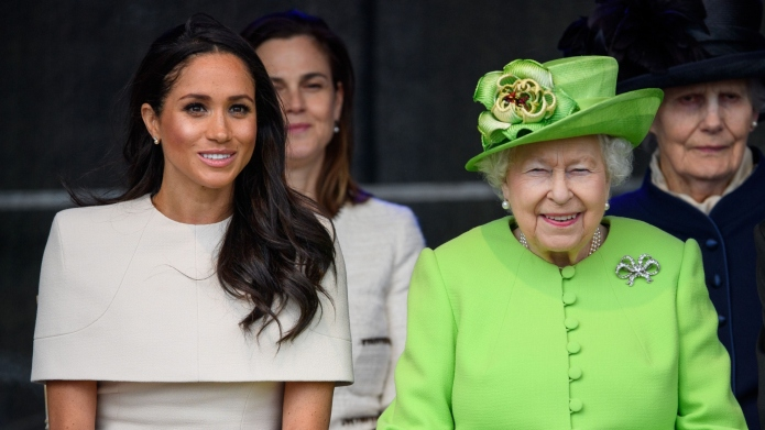 Queen Elizabeth to Advise Meghan Markle